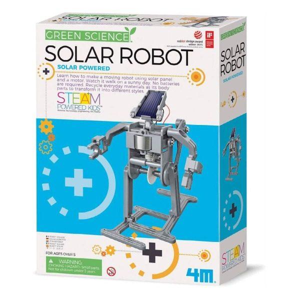 4M Eco Engineering Solar Robot
