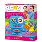 4M Steam Powered Kids - Inruder Alarm Robot