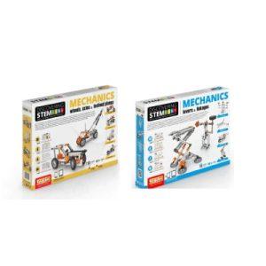 Stem Mechanics Multipack - Levers & Linkages And Wheels Stem Construction Set