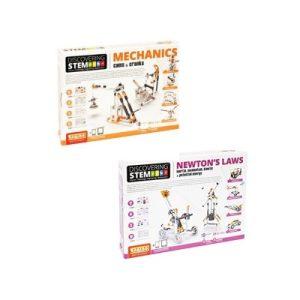 Stem Mechanics Multipack - Cams & Cranks And Newton's Laws Stem Construction Set