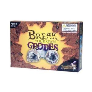 Break Your Own Geodes Kit