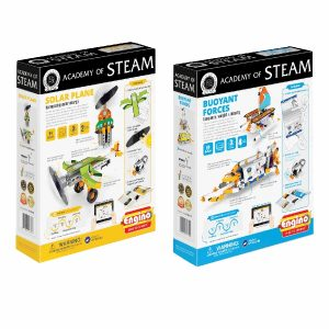 Academy Of Steam Multipack - Buoyant Forces And Solar Plane Stem Construction Set