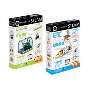 Academy Of Steam Multipack - Botanic Lab And Buoyant Forces Stem Construction Set