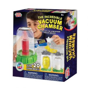Incredible Vacuum Chamber