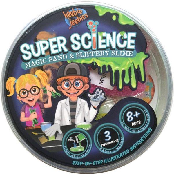 Heebie Jeebies Super Science