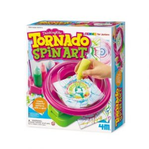 4M Thinkingkits-V2 Tornado Spin Art