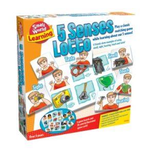 5 Senses Lotto