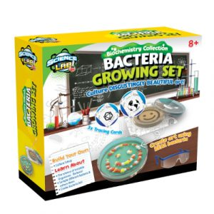 Bacteria Growing Kit