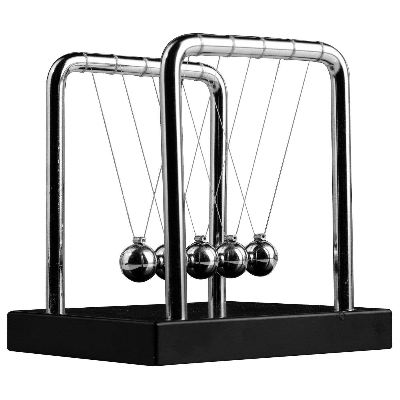 Large Newton's Cradle