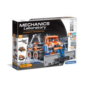 Mech Lab - Antarctic Exploration