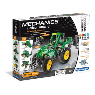 Mech Lab - Farm Equipment
