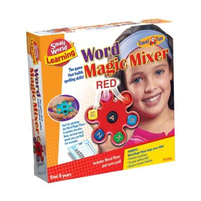 Word Magic Mixer