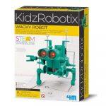 4M Kidzrobotix Wacky Robot