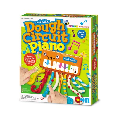 4M Thinking Kits - Dough Circuit Piano