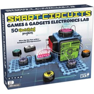 SmartLab- Smart Circuits Games & Gadgets Lab