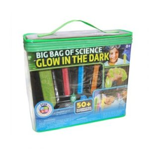 Big Bag Of Glow-in-the-Dark Science