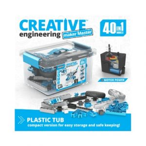 Creative Engineering 40 In 1 Motorized: Maker Master