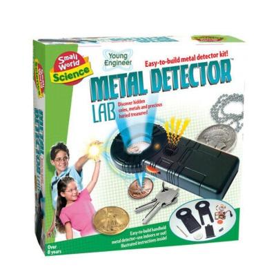 Metal Detector Lab