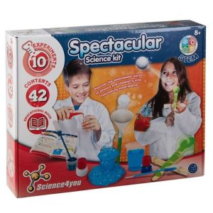 Science4you - Spectacular Science Kit