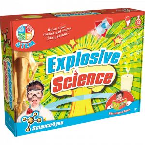 Science4you - Kaboom Explosive Science