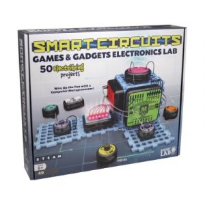 SmartLab- Smart Circuits Games & Gadgets Lab