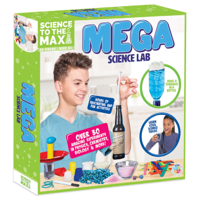 Science to The Max: Mega Science Lab