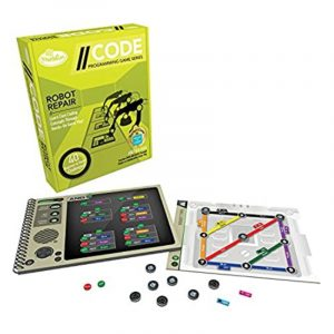 ThinkFun - CODE: Robot Repair Game