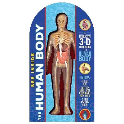 See inside human body