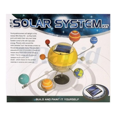 Johnco-The Solar System Kit