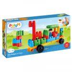 Poly M-Zoo Keeper n Cars