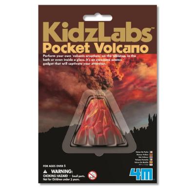 4M - Pocket Volcano
