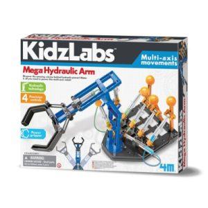 4M-Kidslabz-Mega Hydraulic Arm