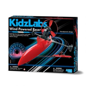 4M - Kidslabz - Wind Powered Racer