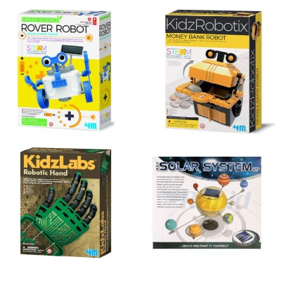 4M Learning Toys Multipack - 2