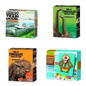 4M Scientific Toys Multipack