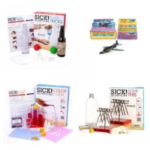Sick Science Scientific Toys Multipack