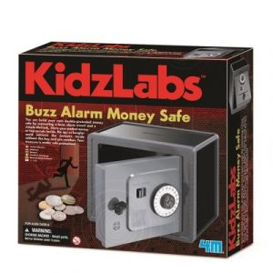 4M - KidzLabs - Money Safe Kits