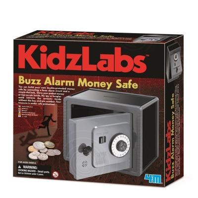 4M - KidzLabs - Money Safe Kits