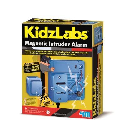 4M - Kidzlabs- Magnetic Intruder Alarm