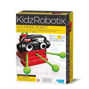 4M - KidzRobotix - Drummer Robot