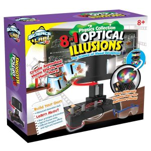 Science Lab 8in1 Illusions Kit