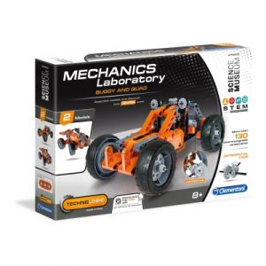 Mech Lab - Buggy and Quad