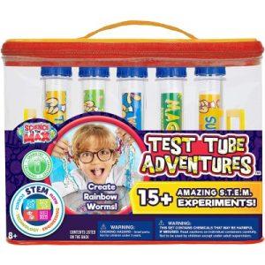 Test Tube Adventures