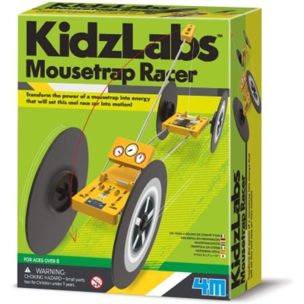 4M - KidzLabs - MouseTrap