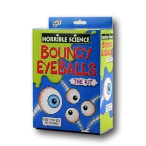 Horrible Science- Bouncy Eyeballs