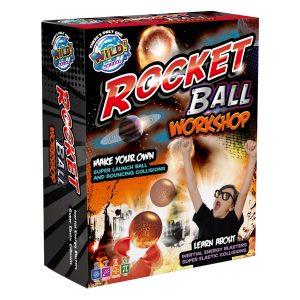 Wild Science - Rocket Ball Workshop
