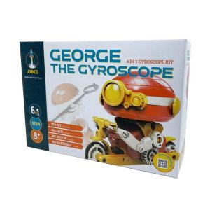 Johnco - George The 6 In 1 Gyroscope Kit