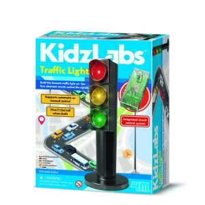 4m - Kidzlabs - Traffic Control Light