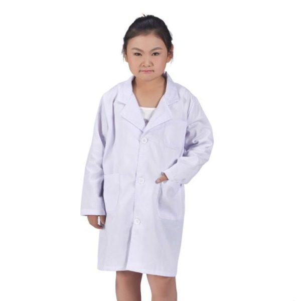 Lab Coats For Kids - Size XL For Height 146-155 cm