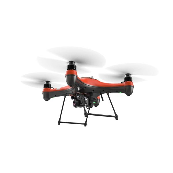 SwellPro Splash Drone 3 Plus. (With waterproof Payload Release, 2.7k camera, 1 axis gimbal & will record PL3 model)